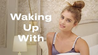 Video This is Victoria's Secret Angel Taylor Hill's Morning Routine | Waking Up With |  ELLE MP3, 3GP, MP4, WEBM, AVI, FLV September 2019