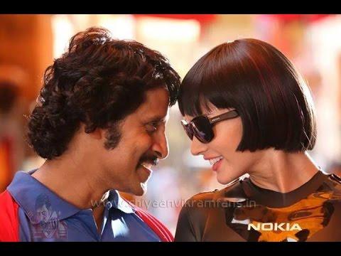 Ai Tamil Movie Vikram's Looks & Styles 2014