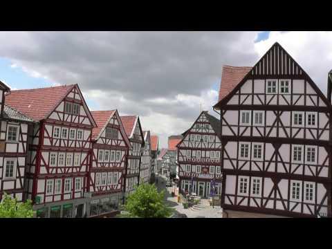 GERMANY Homberg, Hessen (hd-video) (видео)