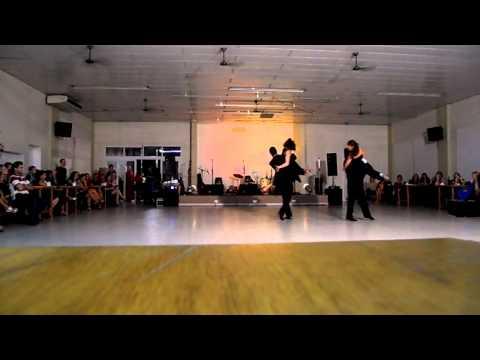 Tango Nuevo Giovanni Vergo, Paola Vasconcelos, Paula Freitas e Rodrigo Vargas