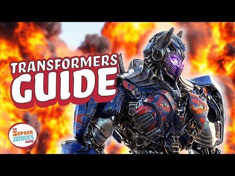 Skip the Rewatch: A Transformers Recap
