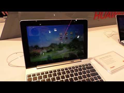 Huawei MediaPad 10 FHD - prawie jak Transformer - hands-on