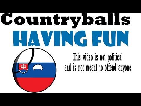Countryballs: Having Fun!