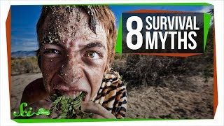Video 8 Survival Myths That Will Definitely Make Things Worse MP3, 3GP, MP4, WEBM, AVI, FLV Agustus 2019