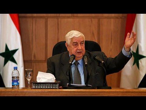 «Δεν χρησιμοποιούμε χημικά όπλα», επιμένει η Δαμασκός
