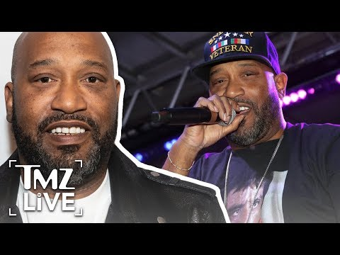 Rapper Bun B Shoots Armed Robber In His Houston Home | TMZ Live