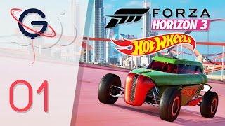 Gameplay  Let's Play FR (Français) sur Forza Horizon 3 (DLC Hot Wheels) ! La Playlist: Forza Horizon 3...