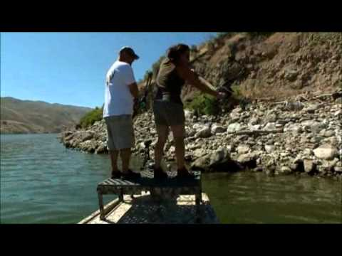 Adrenaline Hunter Bowfishing with Blacktail 154 on Blacktail 154 Boat