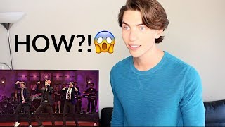 Video Singer Reacts to BTS: Boy with Luv (Live) - SNL (K-Pop reaction) MP3, 3GP, MP4, WEBM, AVI, FLV April 2019
