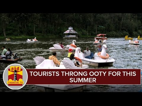 Tourist-Throng-Ooty-For-This-Summer-Public-Disrupt-Over-Insufficient-Cash-in-ATMs