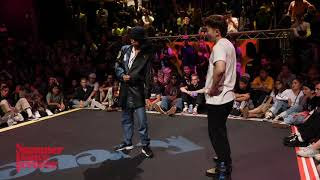 Angyil vs Dokyun – Summer Dance Forever 2018 Popping Forever 2ND ROUND