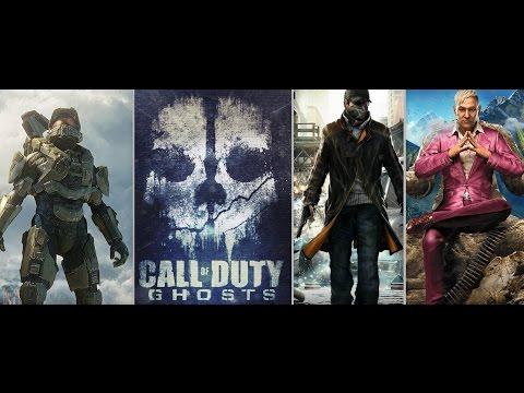 TOP 10 des jeux qui ne mourront pas XD (PS4/XBOXONE/XBOX360/PS3/PC)2014.1080HD (видео)