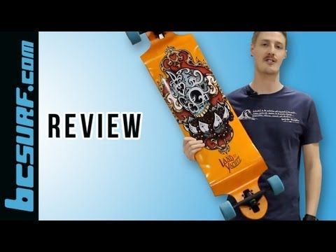 Landyachtz Switchblade Longboard Review