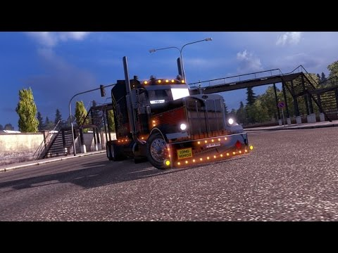 Modified Peterbilt 389 v1.5