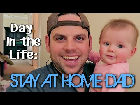 LIFE AS A STAY-AT-HOME DAD | Baby Steps: Cullen & Katie