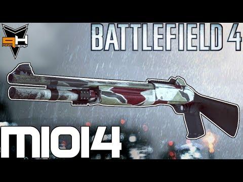 Twitch - M1014 Reseña Battlefield 4 Guía ( PizzaHead )