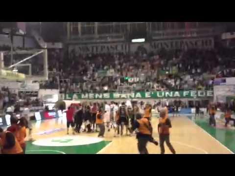 La vittoria di Varese. Caos a Siena