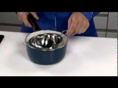 Видео Прочие приспособления для выпечки Tescoma Миска для водяной бани DELICIA Tescoma 630098