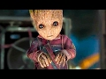 Guardians Of The Galaxy 2 'baby Groot' Best Movie Clips + Trailer (2017) Image