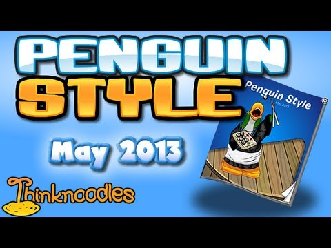 clothing - Club Penguin: May Catalog 2013 Cheats for the Penguin Style Clothing Catalog. Visit us: http://www.clubpenguininsiders.com Follow us: http://twitter.com/CPIn...
