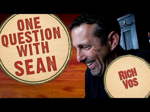 Rich Vos: You Don't Give Me the Light! - One Question with Sean