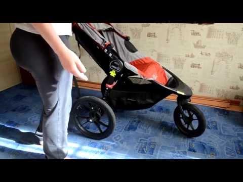 Заказ и обзор коляски Baby Jogger Summit X3 с Amazon.com без посредников.