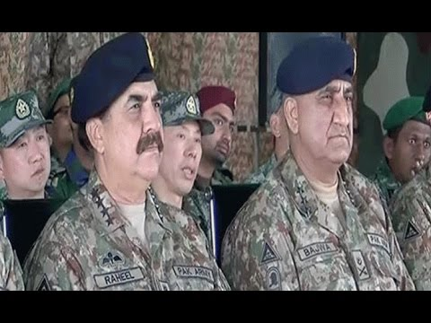 Nasim Zehra @ 8 | 26 November (Qamar Javed Bajwa and Martial law) 2016 | 24 News HD