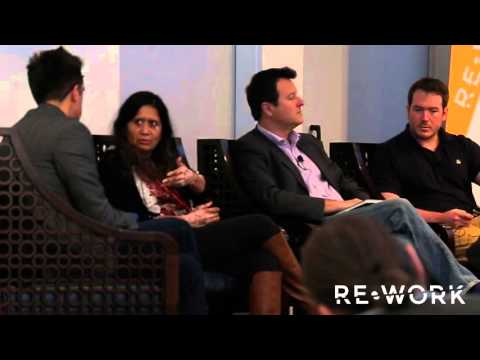 Connecting AI with the IoT - Panel Discussion at the RE.WORK Connect Summit 2015