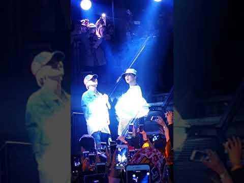 Really Really - Mino & Seungyoon in Club Gabbia 180106