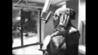 Aaliyah recording the album Age Ain't Nothing But a Number (RARE) - YouTube