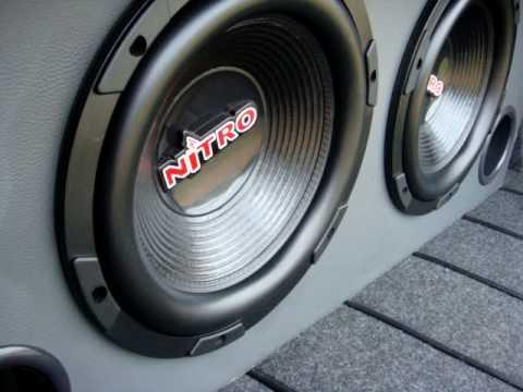 2 nitro 700Rms + roadstar 1200d