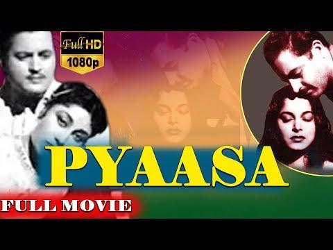 Pyaasa (1957) Full Movie | Mala Sinha | Guru Dutt | Waheeda Rehman | TVNXT Hindi