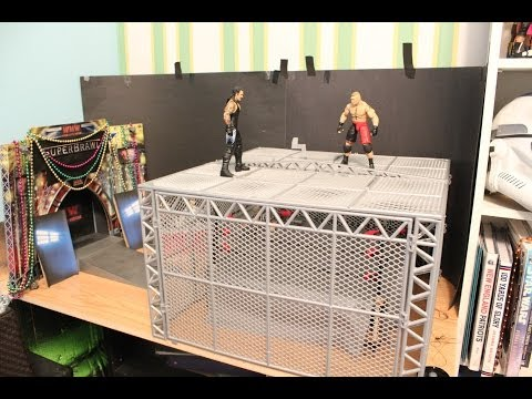 WMW Superbrawl Part 4: Undertaker vs. Brock Lesnar Hell in a Cell