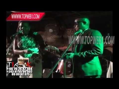 Sortie Officielle de l'album Maître D'école de Papa Wemba à KINSHASA