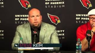 Video Steve Keim pays tribute to Pat Tillman MP3, 3GP, MP4, WEBM, AVI, FLV Oktober 2017