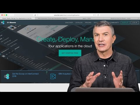 An Updated Overview and Demonstration of IBM Bluemix
