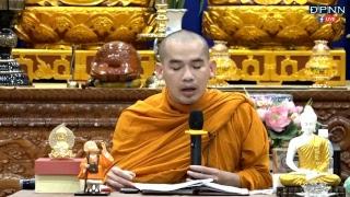 Đại Kinh Khổ Uẩn (Mahàdukkhakkhanda Sutta) - Sư Phước Toàn