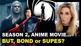 The Witcher Ratings & Anime - Henry Cavill for Bond 007? by Beyond The Trailer