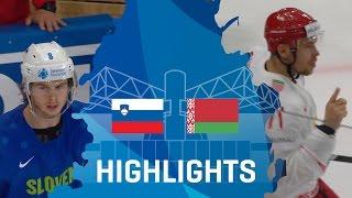Словения - Беларусь 2-5