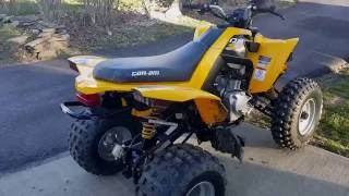 4. Can-Am Renegade 570 4 week review