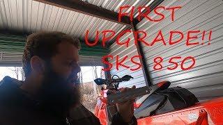 6. Polaris 2020 SKS 850 Patriot first upgrade