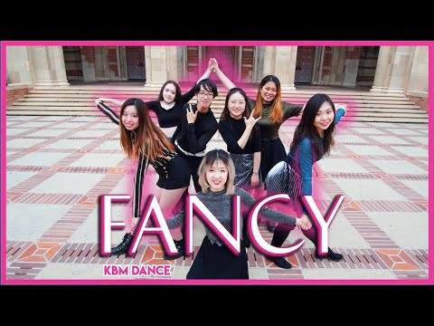 "Kbm Dance | Twice(트와이스) ""fancy"" Dance Cover 댄스 커버"