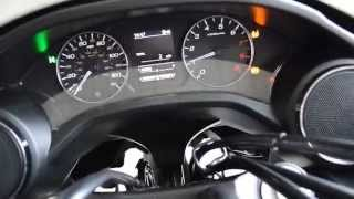 2. 2014 CTX1300 Deluxe Start Up / V4 CTX Engine Exhaust Sound Clip - Honda of Chattanooga TN