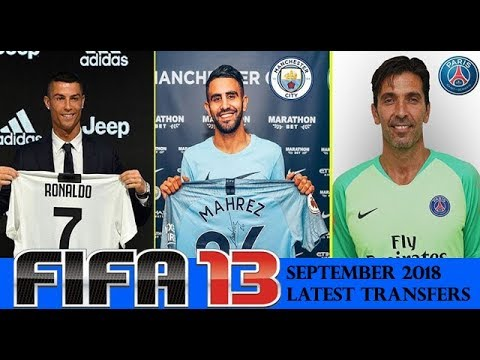 FIFA 13 PC Latest Transfer Update September 2018 Download-Mediafire Link Career Mode Working
