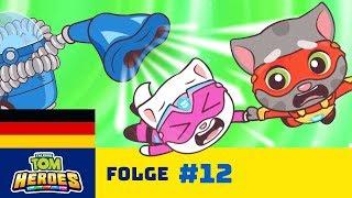 Video Talking Tom Heroes - Der hungrige Staubsauger (Folge 12) MP3, 3GP, MP4, WEBM, AVI, FLV September 2019