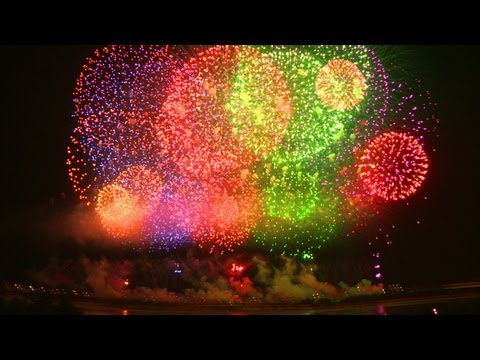 Awesome Fireworks Displays