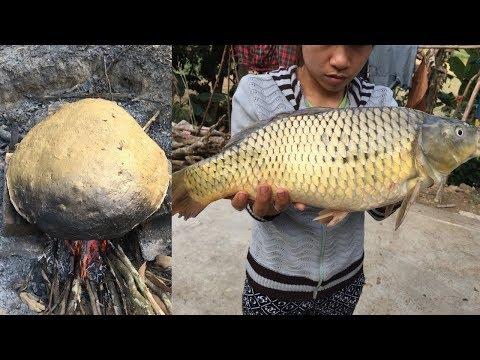 Cá Đắp Đất Như Này Mới Ngon ,ViDeo Bị Cấm Xem Khi Đói - Bản Sắc Dân Tộc - Thời lượng: 14 phút.