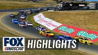 Toyota Save/Mart 350 at Sonoma | NASCAR on FOX HIGHLIGHTS by FOX Sports