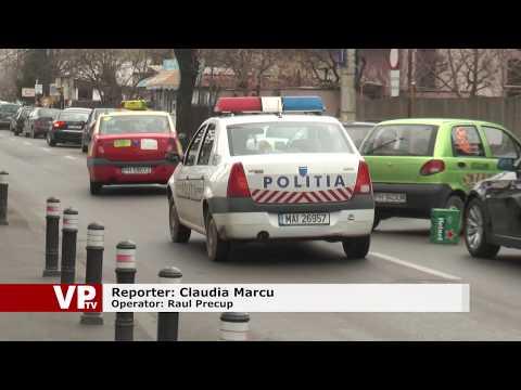 Vitezomanii din centrul Ploieștiului, vânați azi-noapte de polițiști