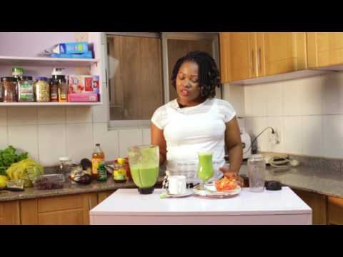 21 Day Weight Loss Challenge - Day 1 || Nigerian Recipe